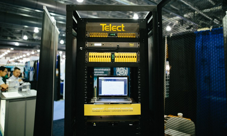 New Telect sales VP goes mad in March