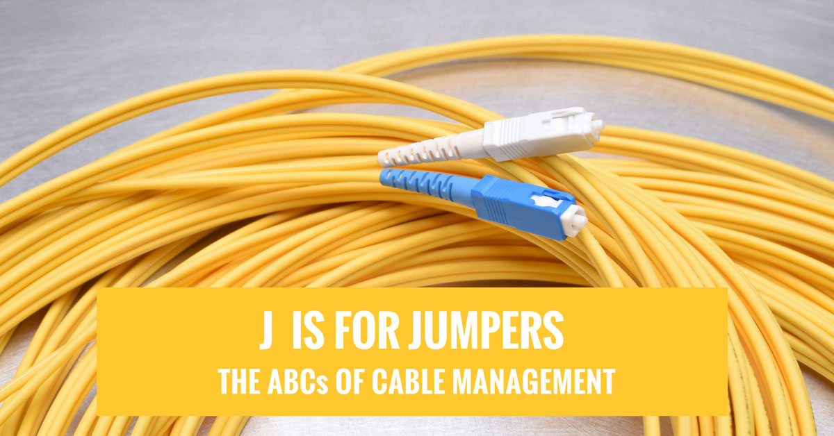 Jumpers: Pick the right patch cord for your fiber optic network