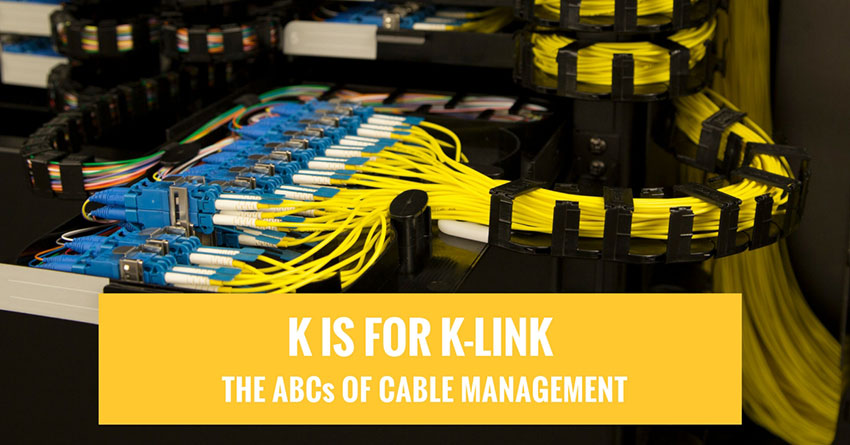 K-LINKS: THE CABLE MANAGEMENT LEGEND OF KUTSCH