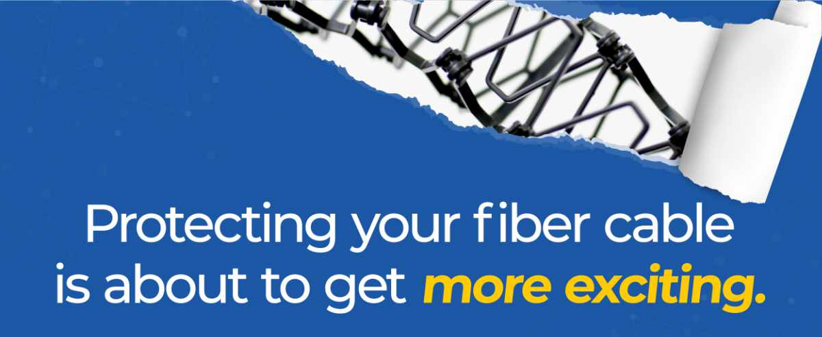 FlexTrax™— Route Fiber to Cabinets and Racks
